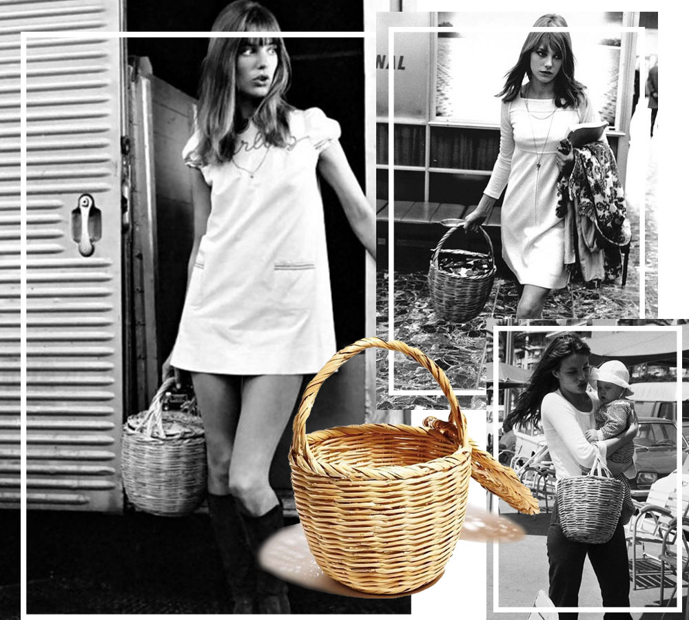 Taschentrend 2017 Jane Birkin Basket Bag