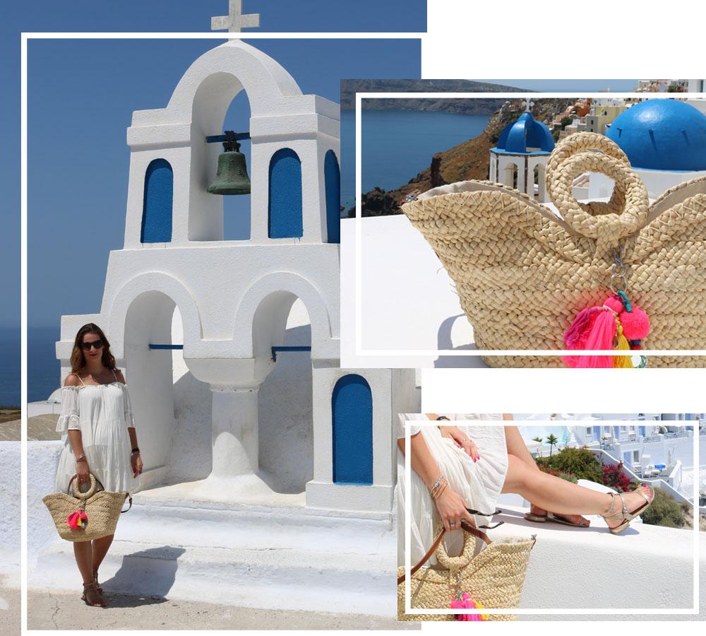Santorini Outfit Details