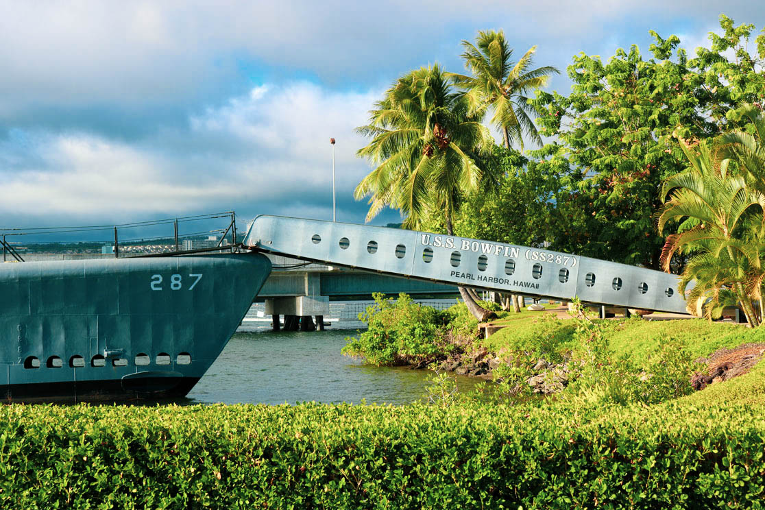 Pearl Harbour Visitor Center USS Bowfin, Oahu