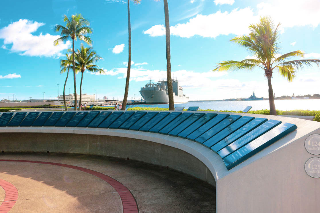 Pearl Harbour Visitor Center, Oahu