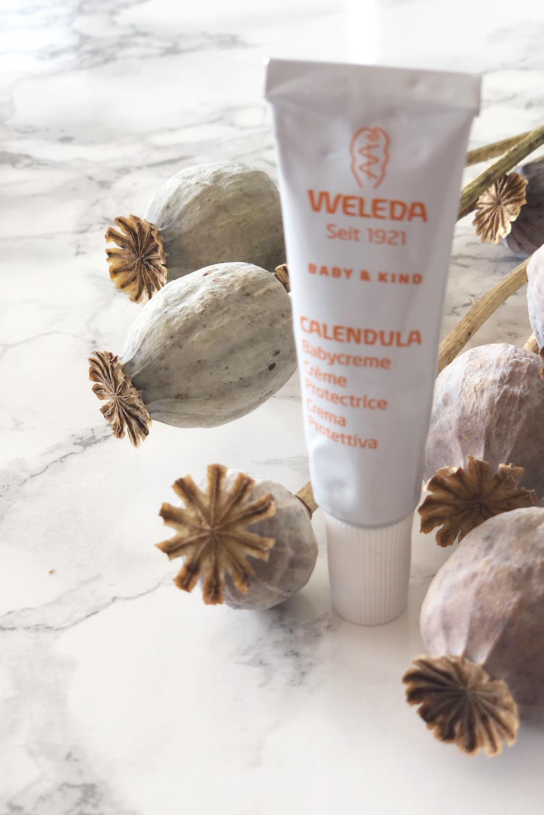 Vegane Kosmetik - Weleda Calendula Babycreme